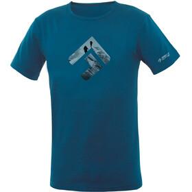 Directalpine Bosco T-shirt Herrer, petroleumsgrøn
